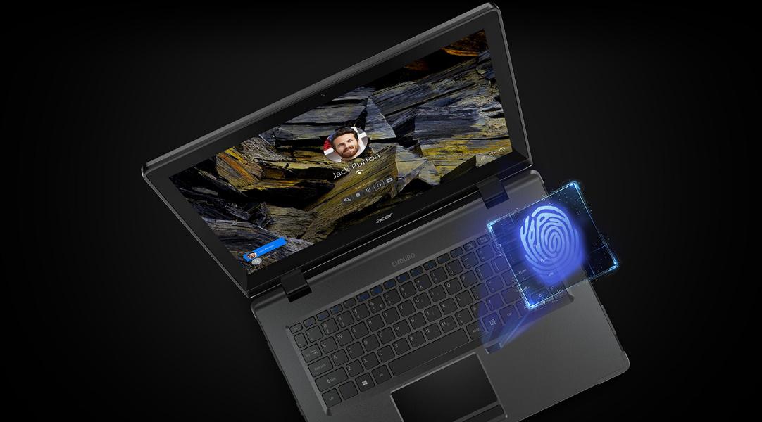 Profesionálny notebook Enduro N3