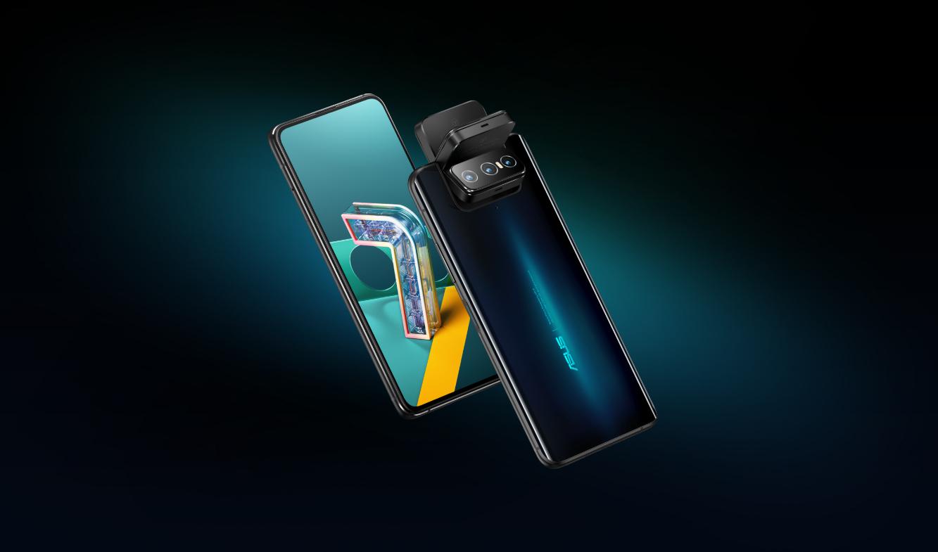 Telefóny série Zenfone 7