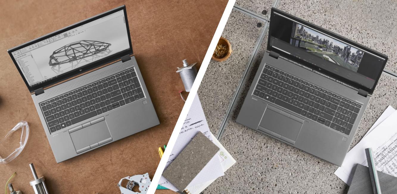 Pracovná stanica HP ZBook Fury