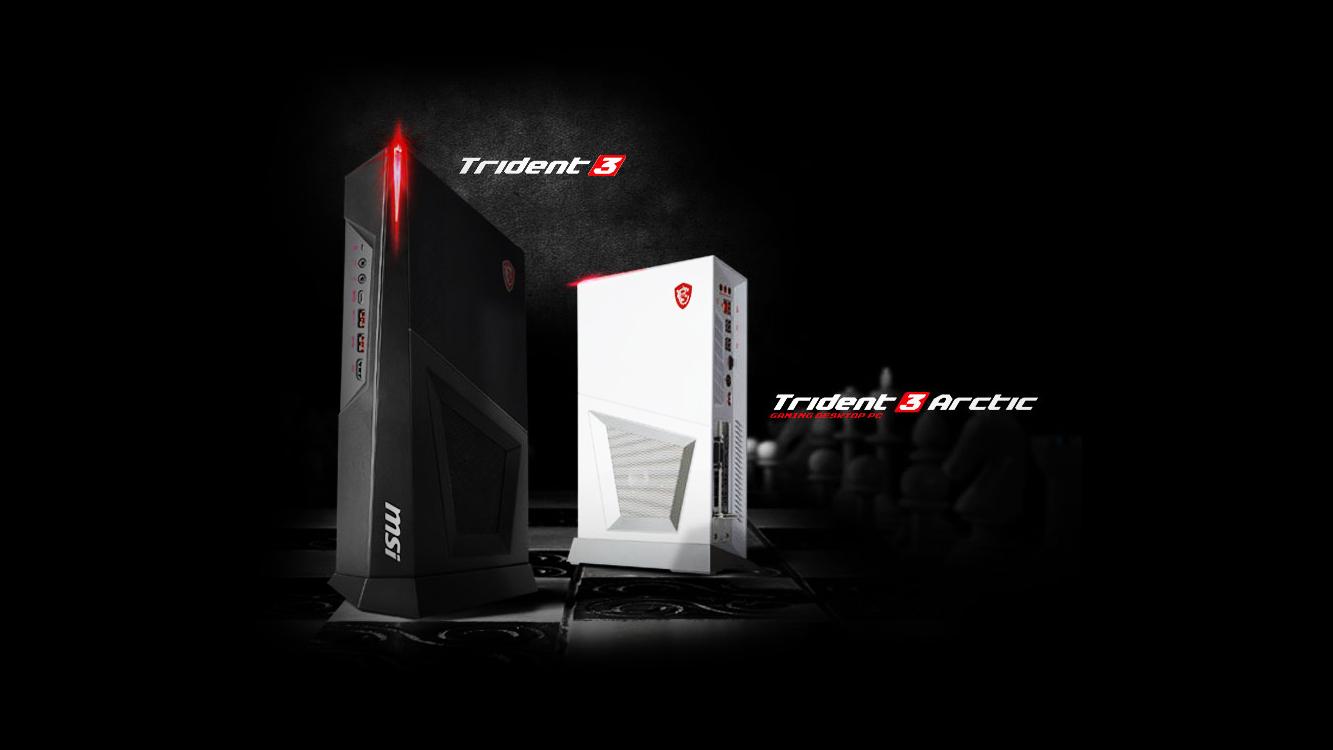 Herný pc MSI Trident 3