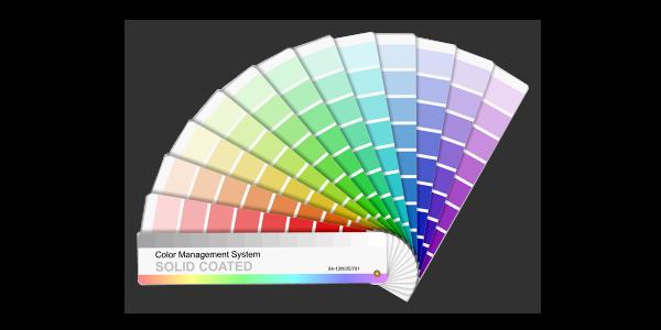 Pantone farby