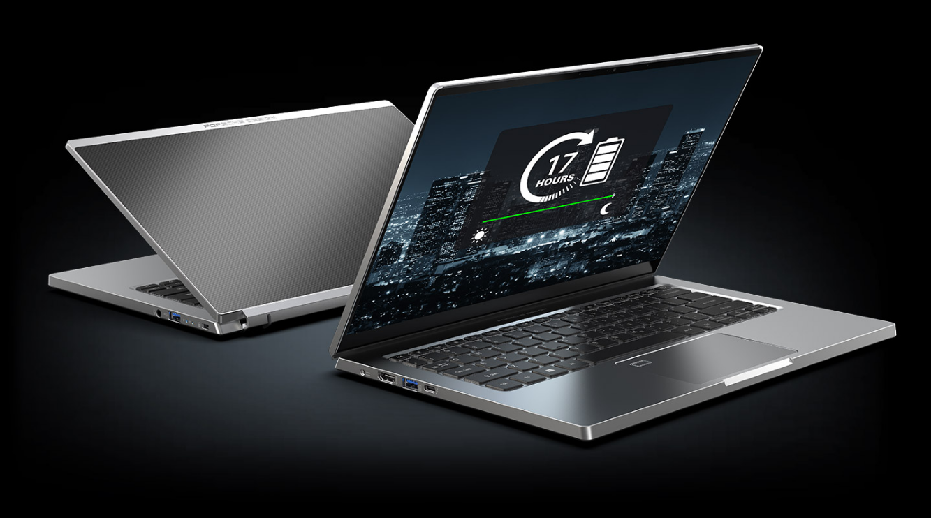 Štýlový notebook Porsche Design Acer Book RS