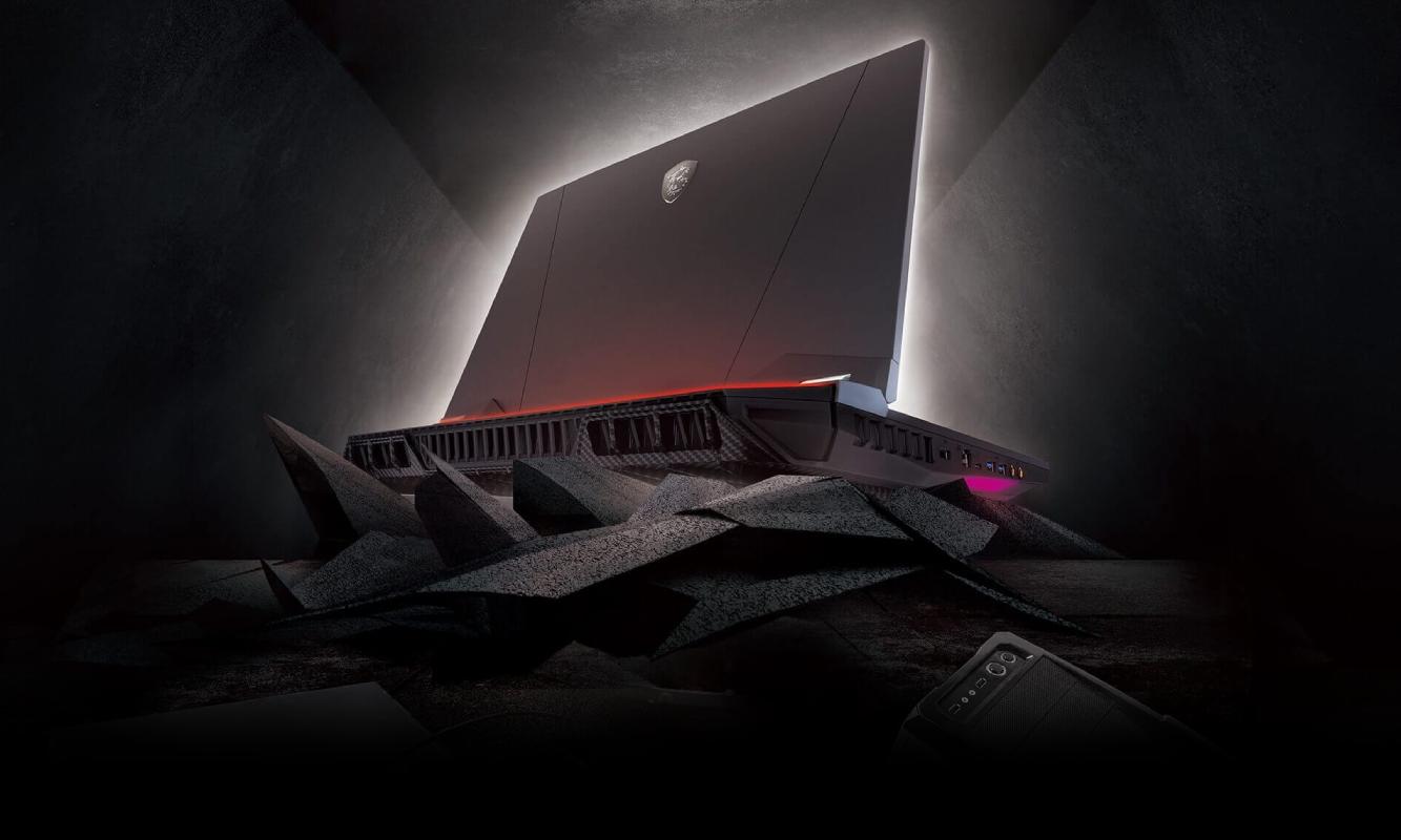 Výkonný herný notebook od MSI GT76 Titan
