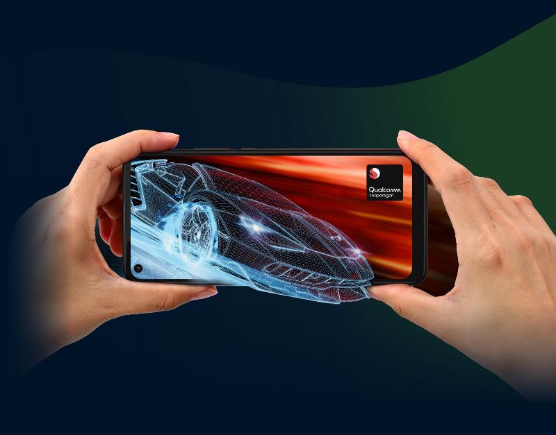 Smartfón Moto g9 POWER