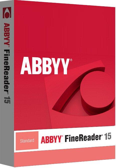 Softvér ABBY FineReader 15