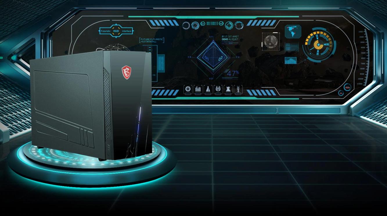 Počítač MSI MAG Infinite S