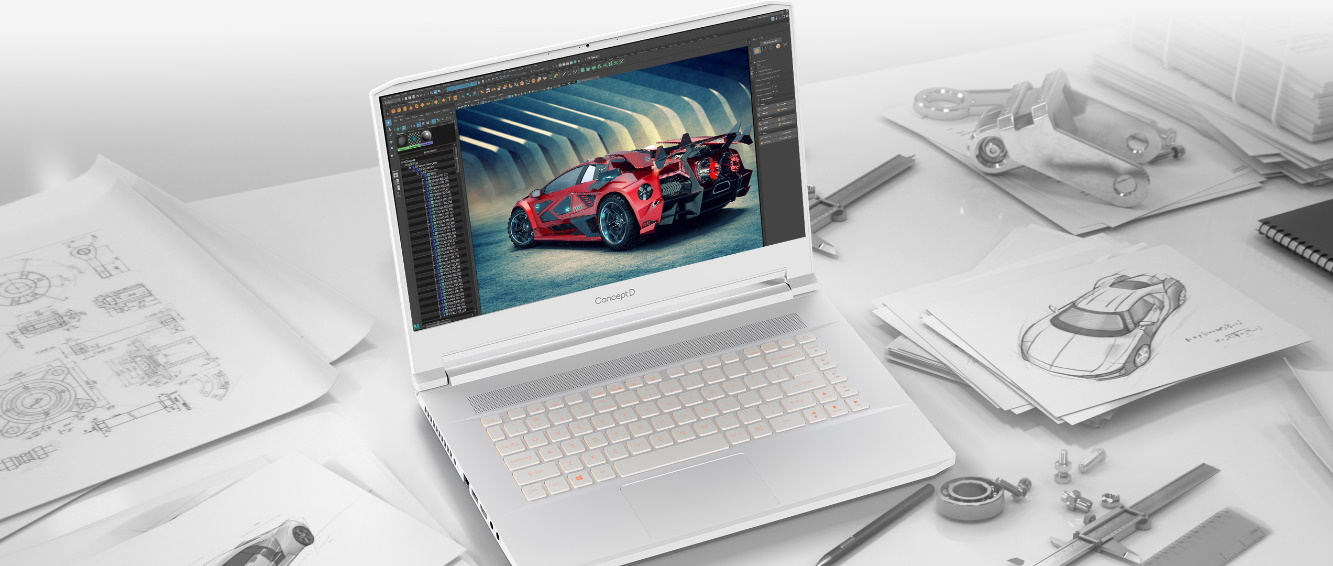 Notebook Acer ConceptD 7 Pro
