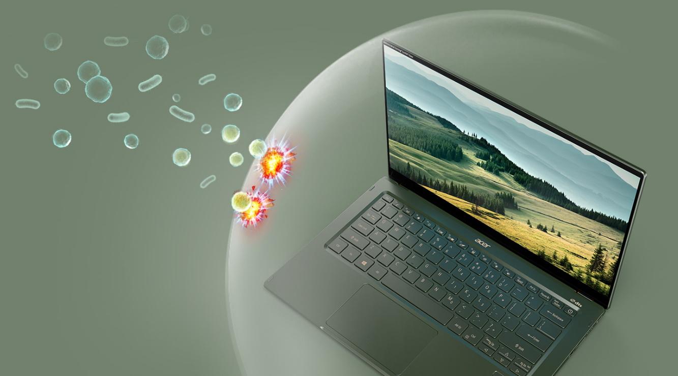 Štýlový notebook Acer Swift 5