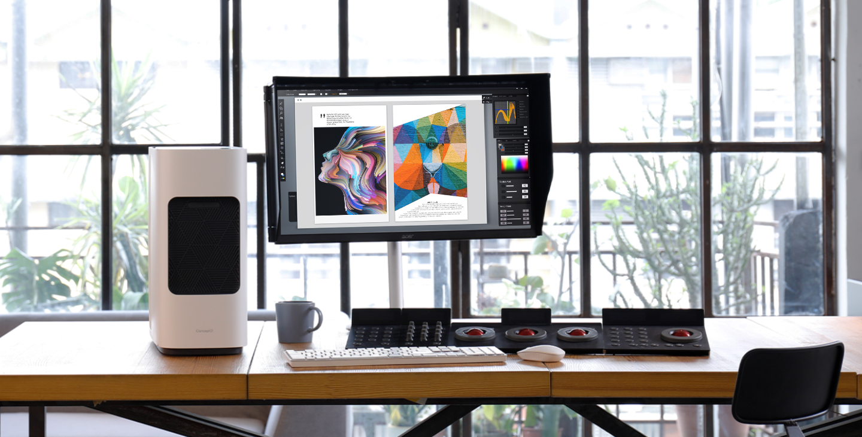 Profesionálny monitor Acer ConceptD CM3