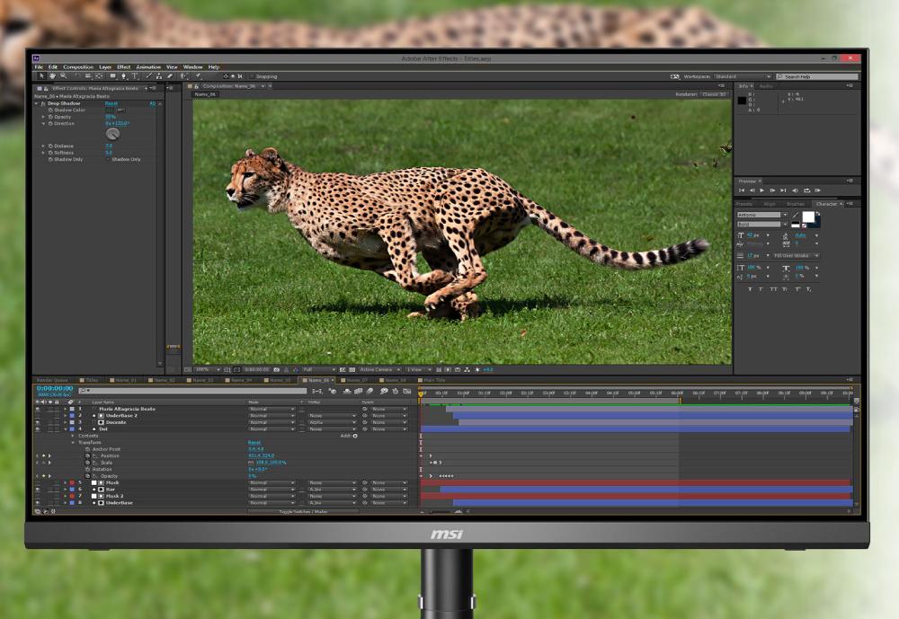 Počítač MSI Creator P100 profesionálny počítač pre tvorcov